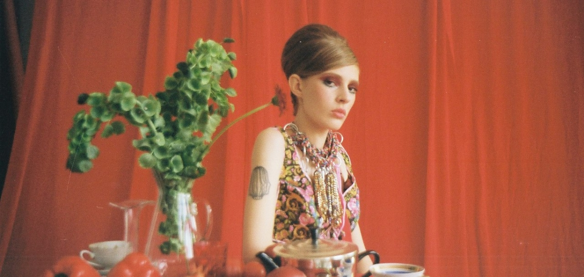Yana Chervinska представит новую коллекцию на Helsinki Fashion Week