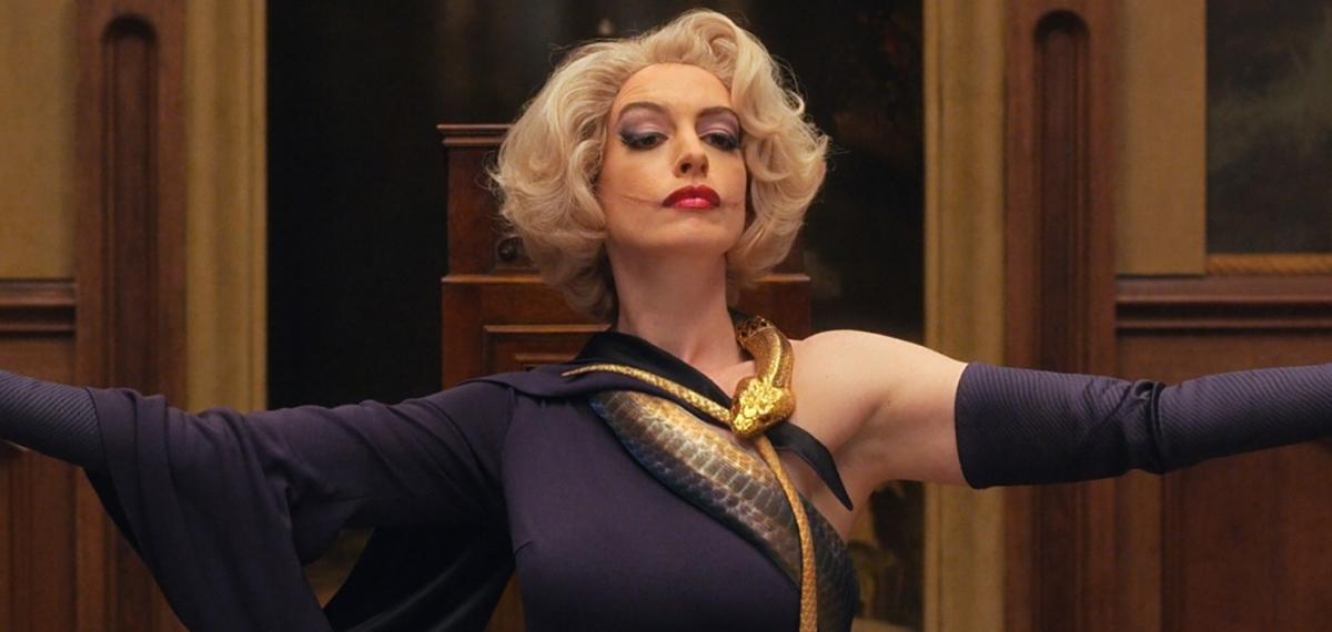 Энн Хэтэуэй извиняется перед сообществом инвалидов после скандала с фильмом «Ведьмы»