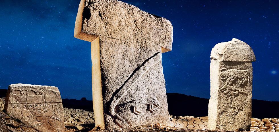 Археологический комплекс Гёбекли-Тепе вошел в список Всемирного наследия ЮНЕСКО