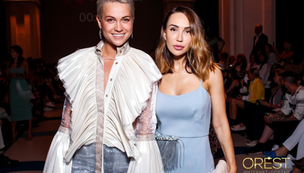 UFW: показ новой коллекции the Coat by Katya Silchenko весна-лето 2018
