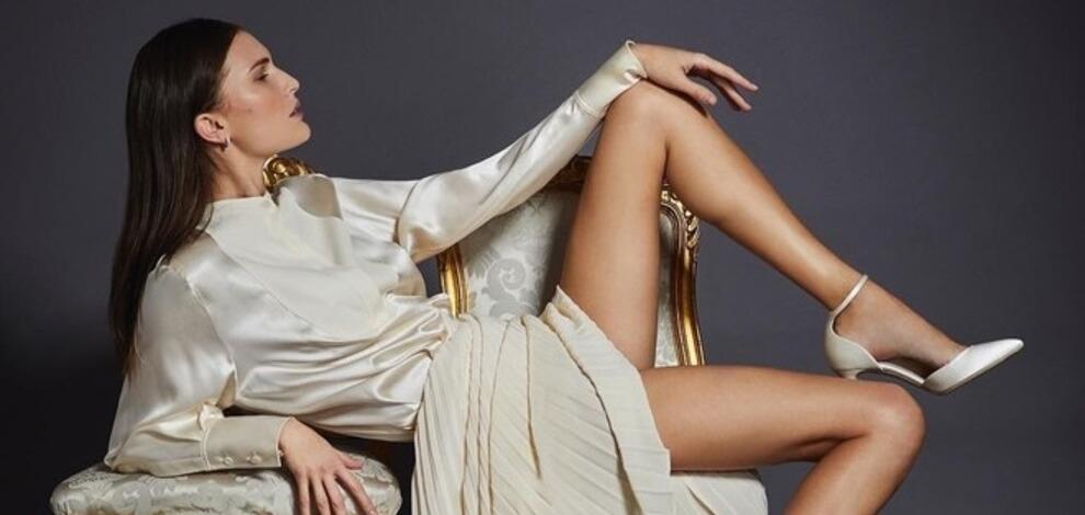 Украинская топ-модель Алла Костромичева стала лицом нового аромата от Jean Paul Gaultier