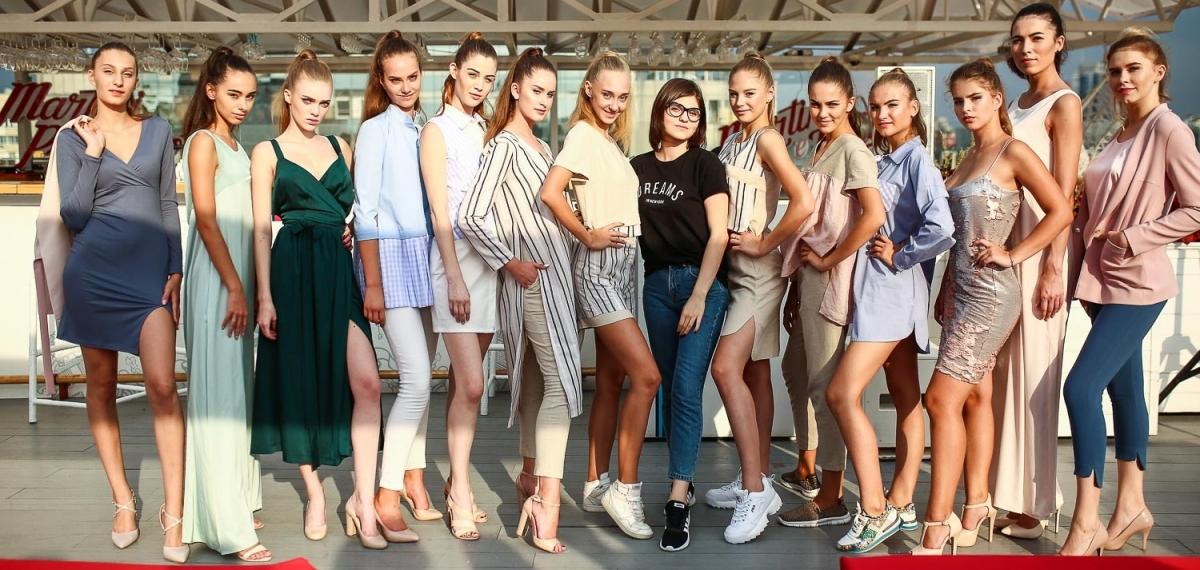 Фестиваль моды «Glyanec Fashion Weekend» 2018 — День первый