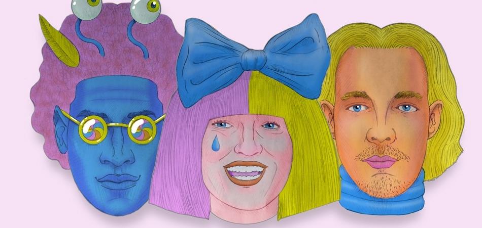Музыкальная коллаборация LSD: Labrinth, Sia & Diplo представили новый трек