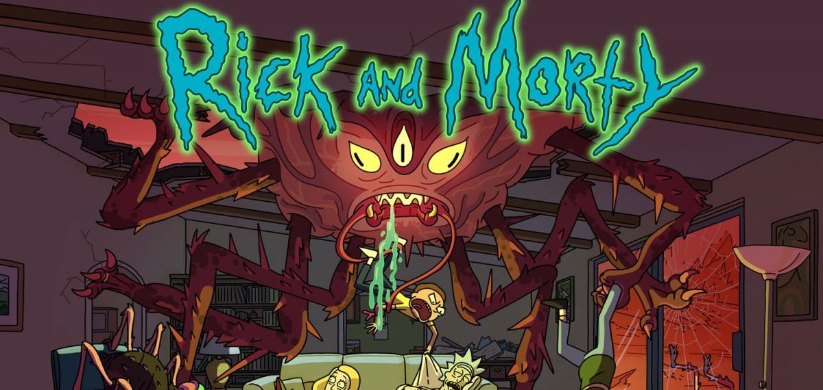 Недетские мультфильмы: Новое музыкальное видео от персонажей Рика и Морти