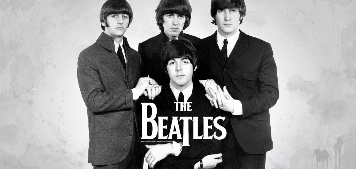 Новый клип The Beatles