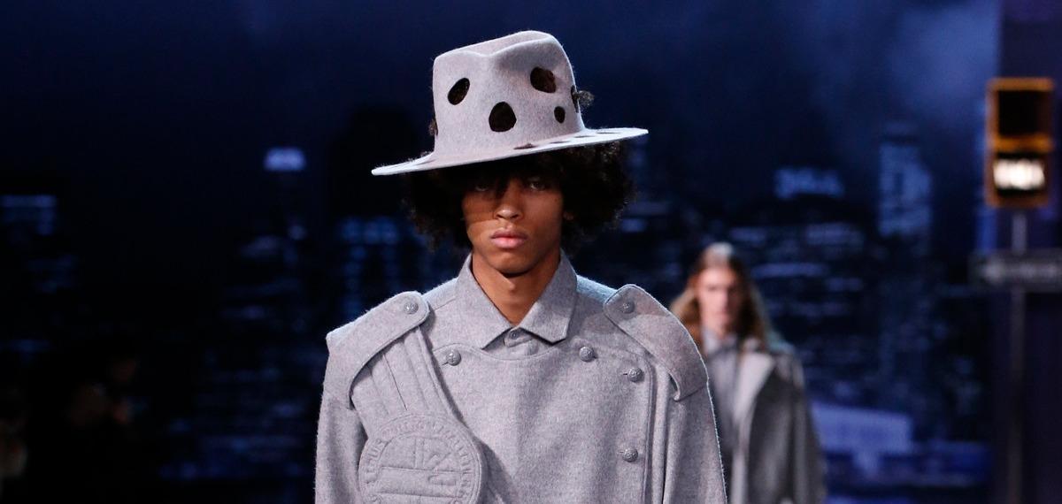 Коллекция Louis Vuitton, которую Вирджил Абло посвятил Майклу Джексону