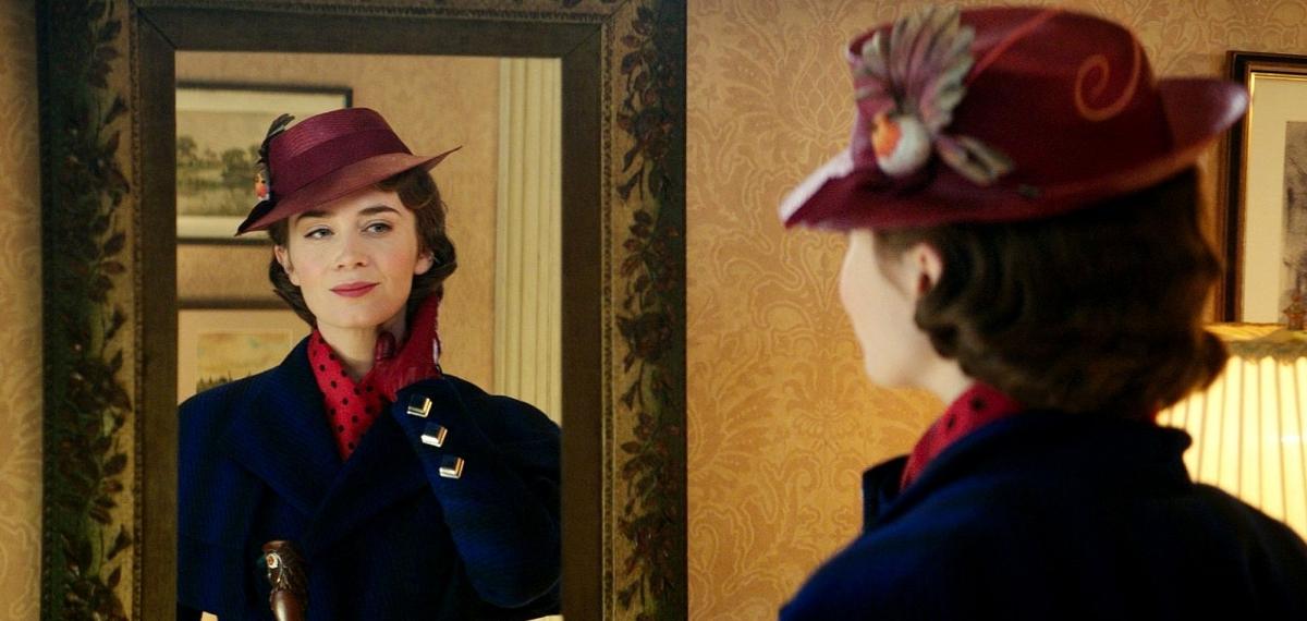 Сказочная музыка к предстоящему фильму «Мэри Поппинс возвращается»