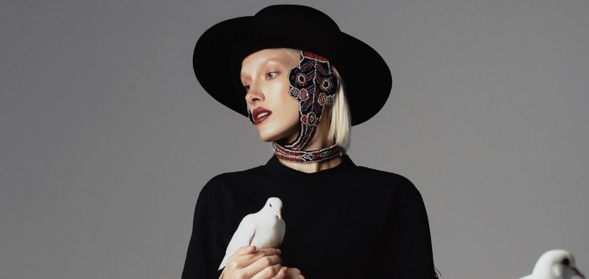 Like a bird: Elena Burba представляет коллекцию о свободе и любви к себе