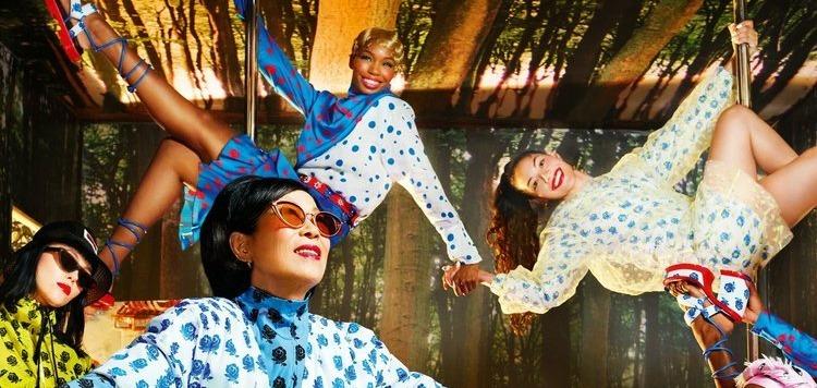 Мир счастливых людей: Kenzo представили радостный кампейн