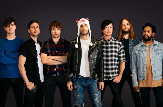 Maroon 5 представили новый альбом