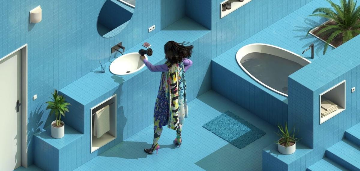 Саундтреки повседневности: Balenciaga запускает серию арт-видеоклипов, созданных модными иллюстраторами и музыкантами