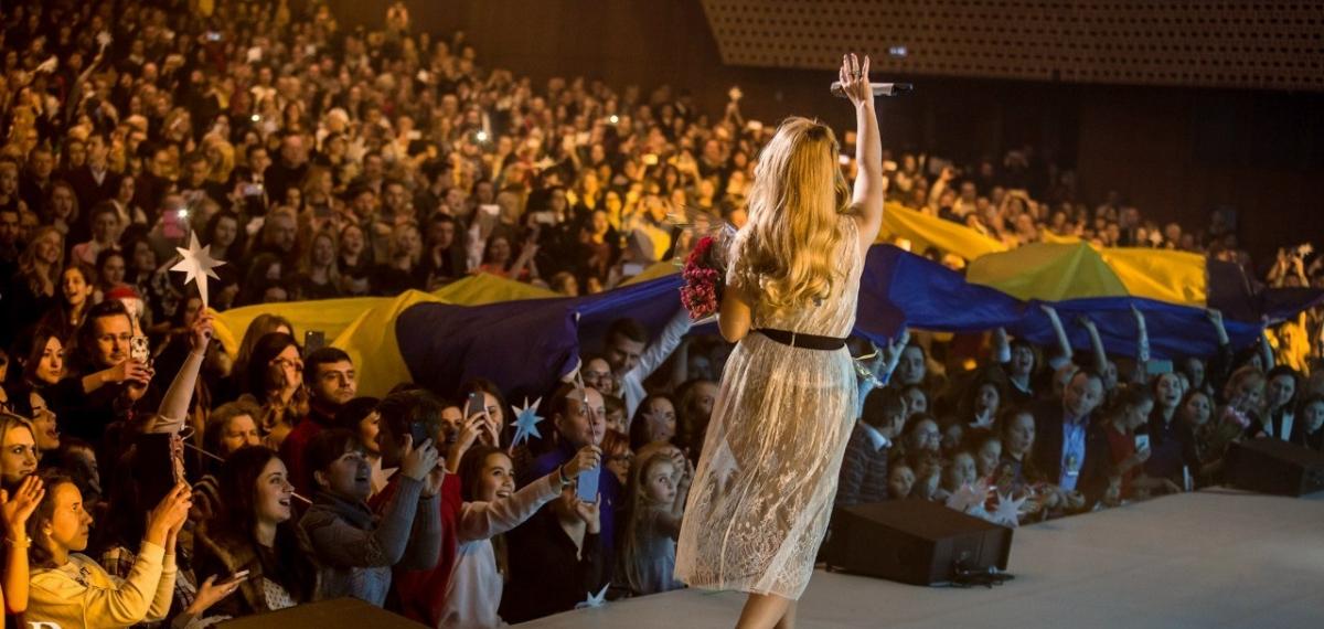 Тина Кароль стала Народной артисткой Украины