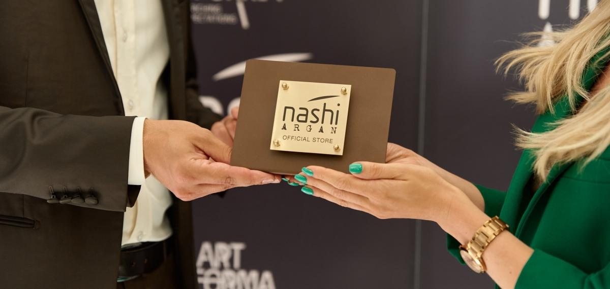 Открытие Nashi Argan Official Store в салоне красоты Maska Green во Львове