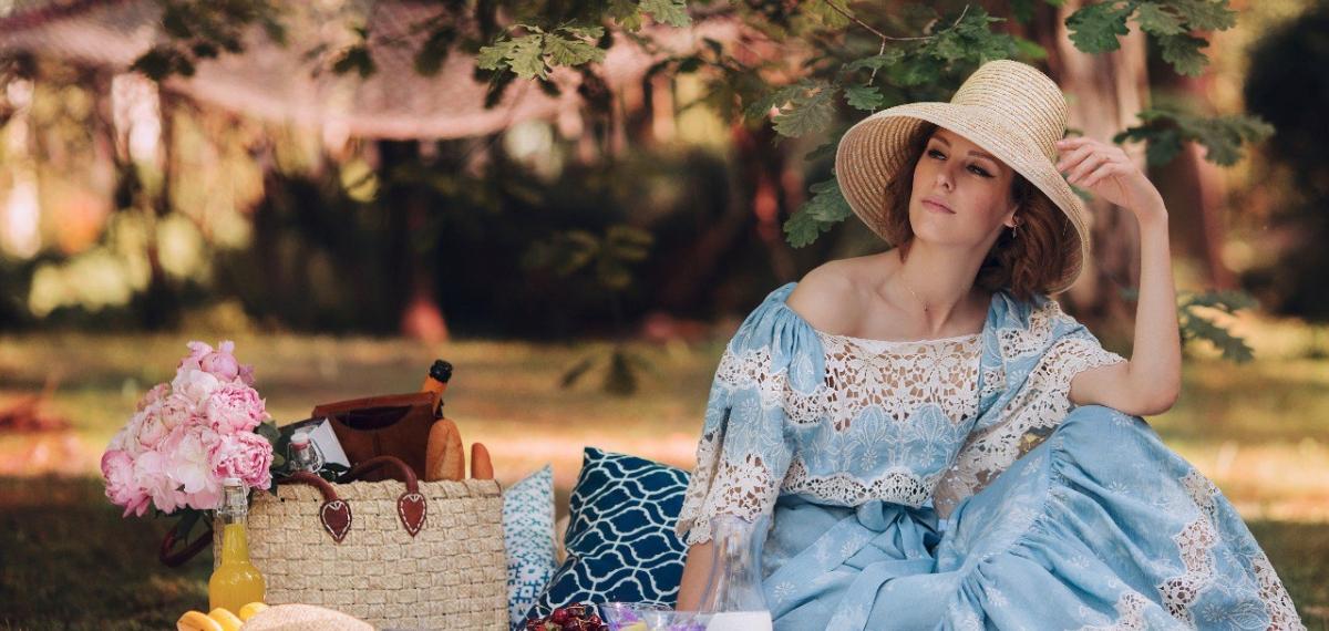Звезда Instagram Ирина Горбачева снялась для Lookbook