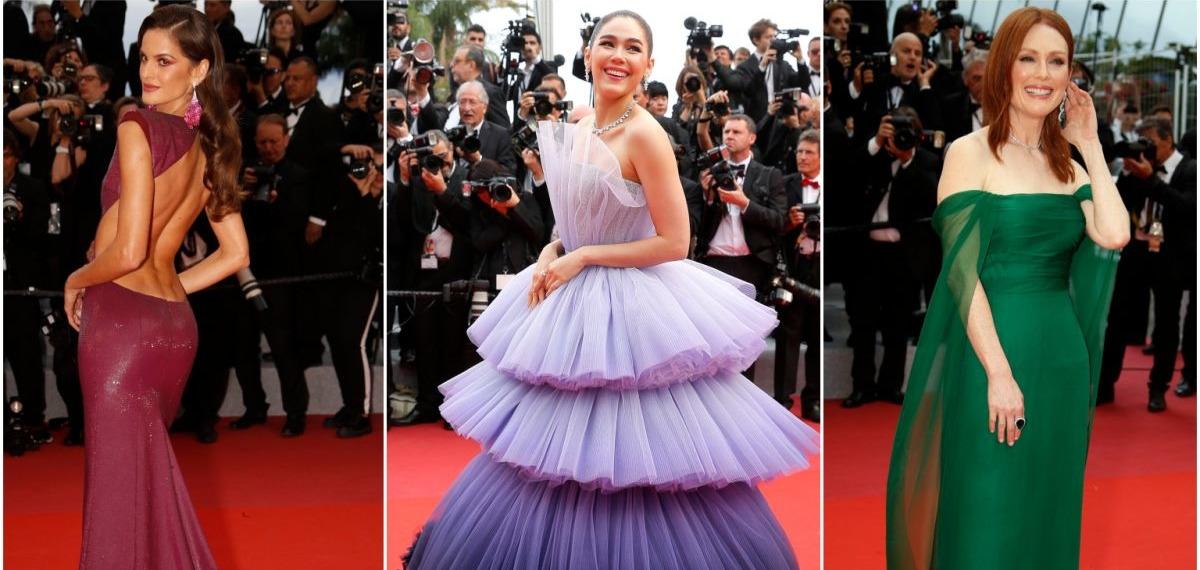 Лучшие образы красной дорожки на открытии 72-ого Каннского кинофестиваля