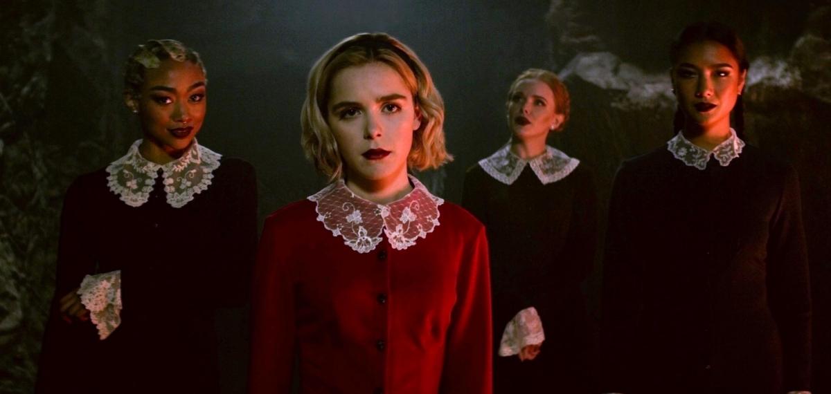 Сатана и «плохая девочка» в трейлере второго сезона сериала «Леденящие душу приключения Сабрины»