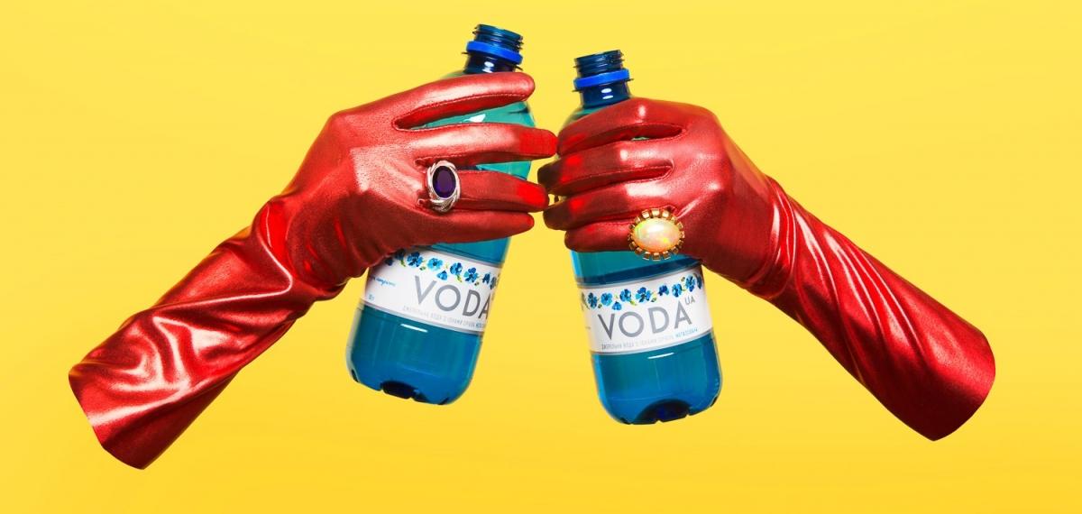 VODA UA представили оригинальный фотопроект