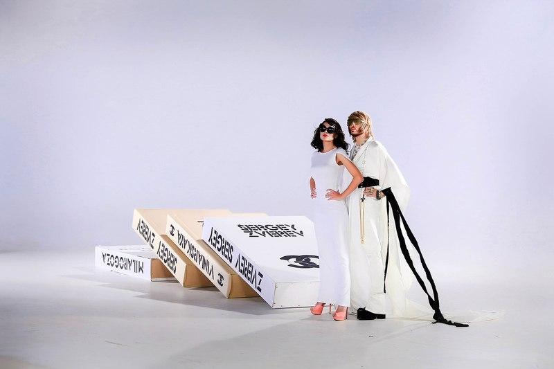 Сергей Зверев и Мила Рогоза выпустили собственные куклы! (фото)