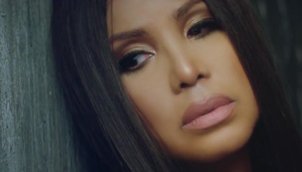 50-летняя Toni Braxton поражает своей внешностью в новом видео