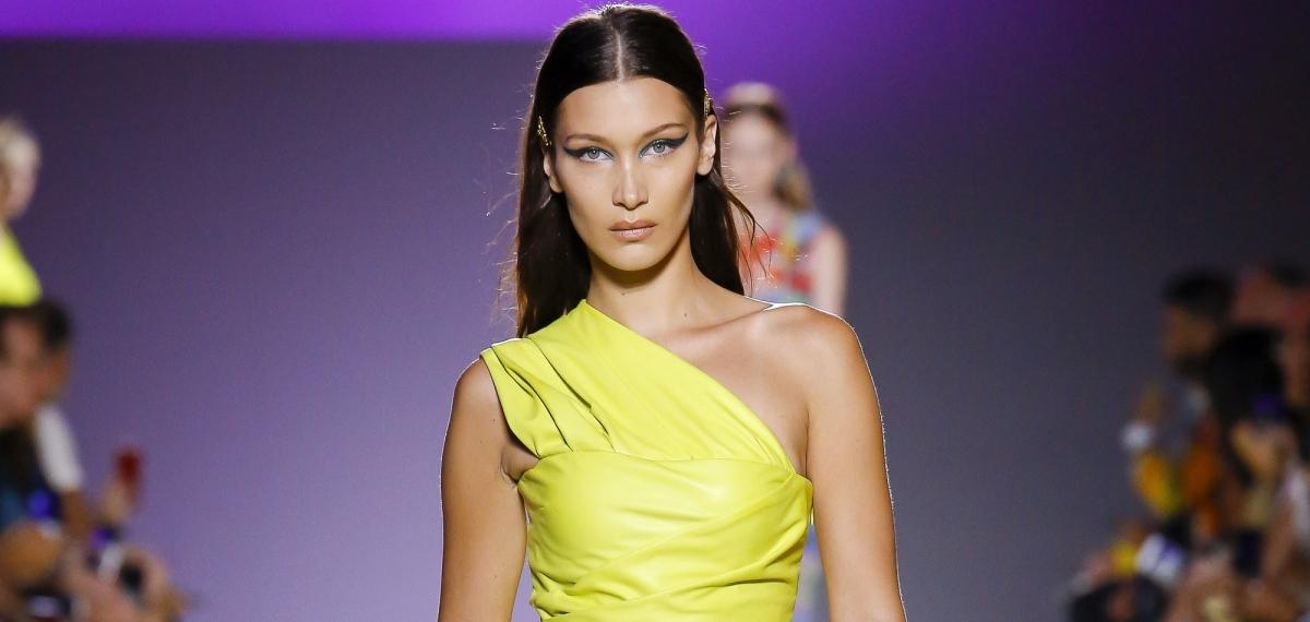 Первая коллекция Versace после продажи Michael Kors