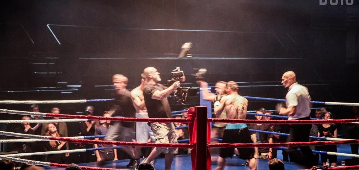 Женя Галич представил саундтрек к фильму «Правила боя»