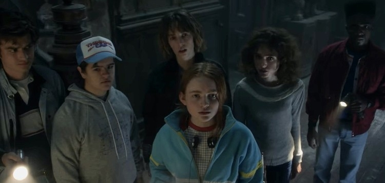 Страшно и круто: Смотрите трейлер 4 сезона «Очень странные дела»