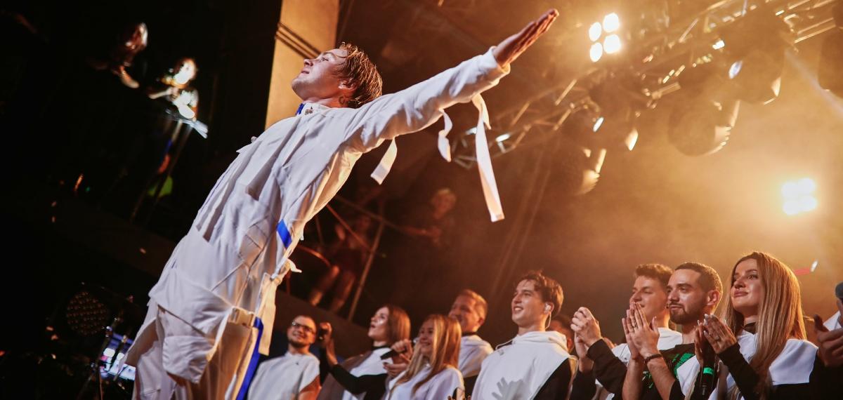 Неземной двухдневный sold out: Артем Пивоваров презентовал музыкальный экшн