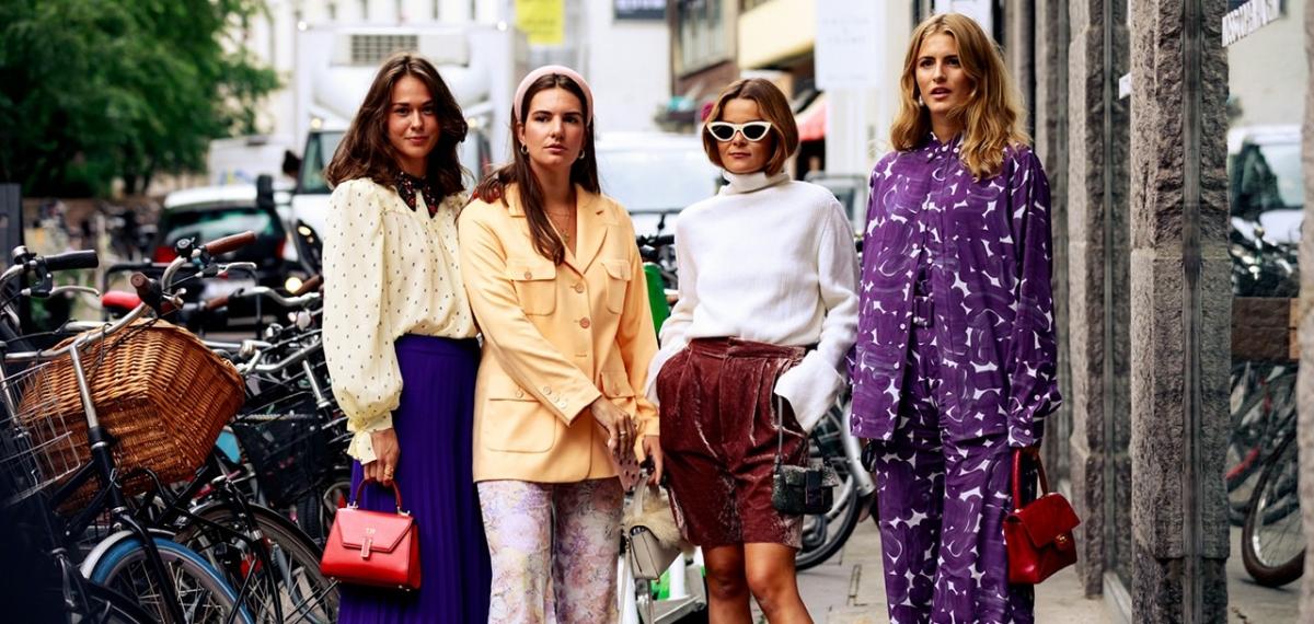 Ну почему они такие крутые? : Лучшие стрит-образы Недели моды в Копенгагене SS20