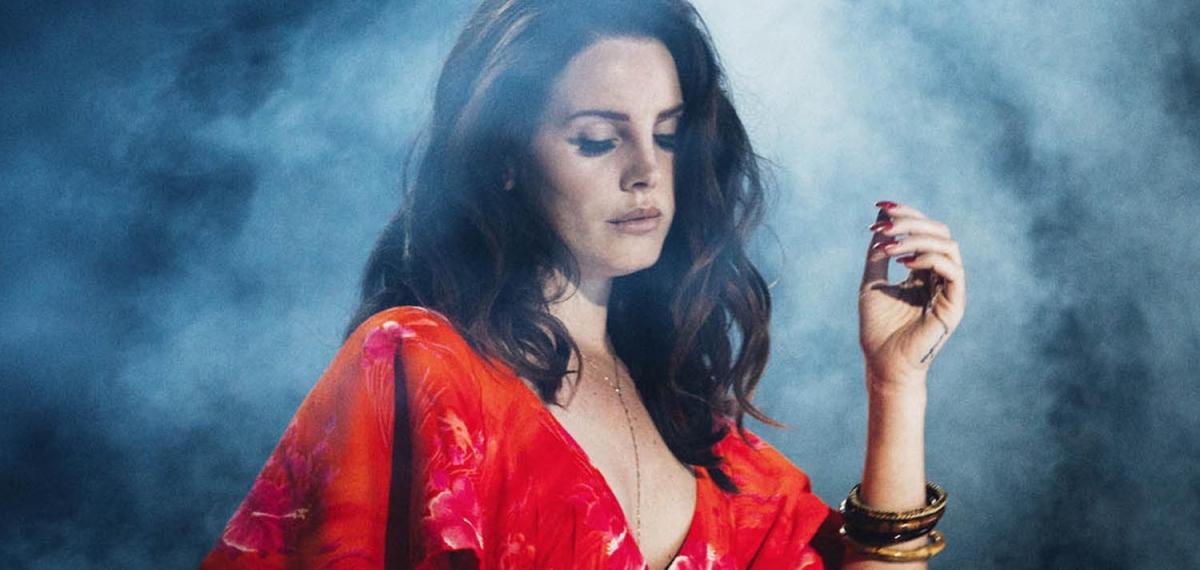 Lana Del Rey презентовала новый альбом