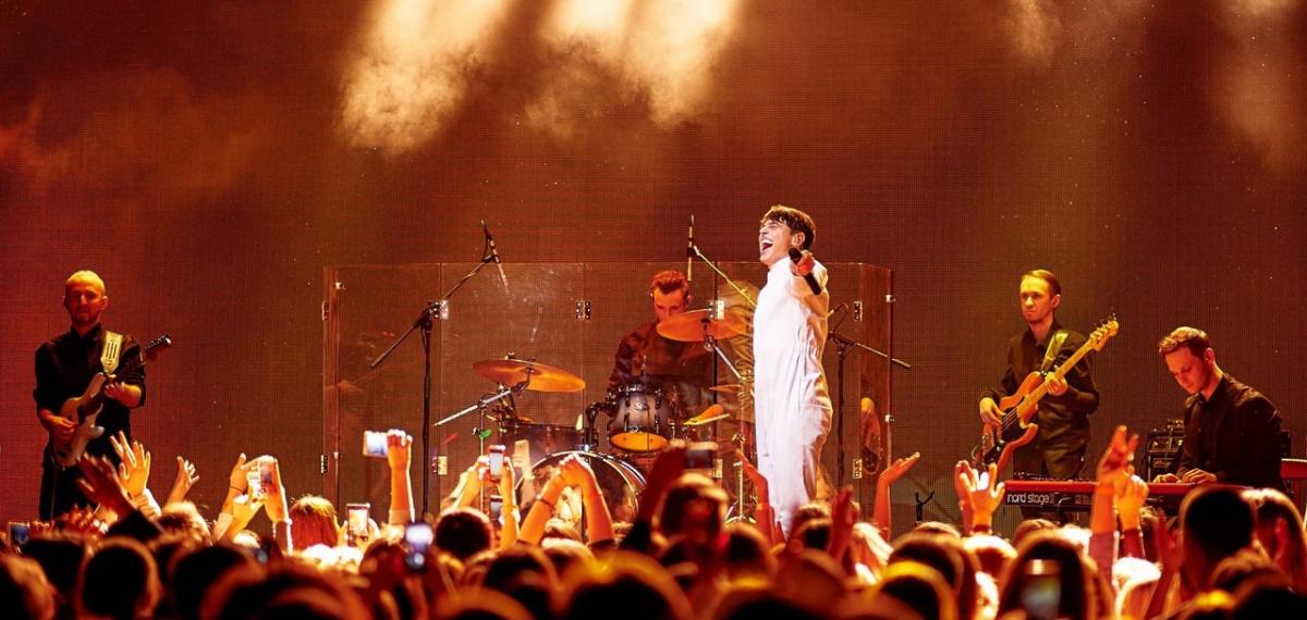 Live-концерт ALEKSEEV в Киеве
