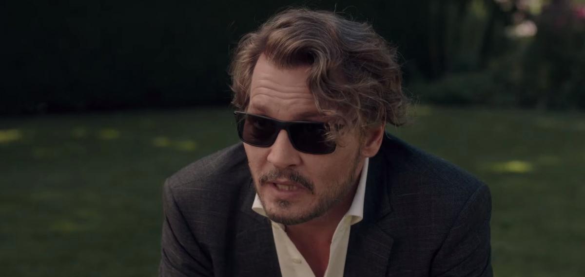 Умирающий Джонни Депп пускается во все тяжкие в трейлере комедии «Профессор»