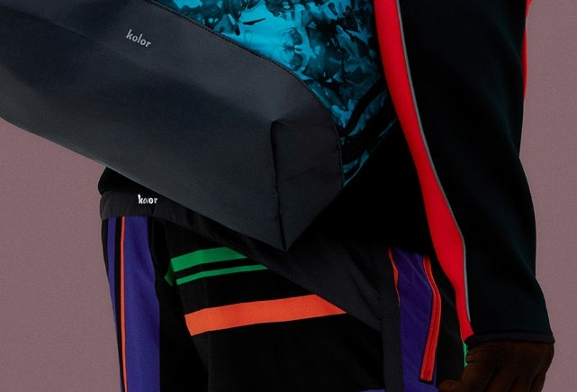 adidas by Kolor представил лукбук Fall-Winter 2017