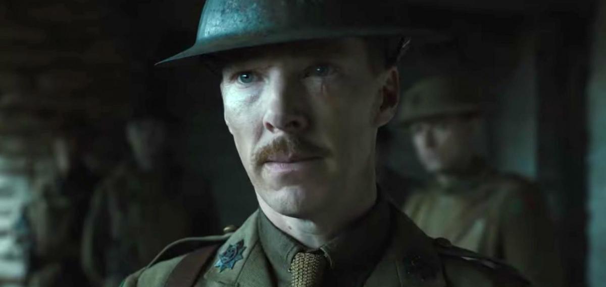 Бенедикт Камбербэтч и Ричард Мэдден в эпопее «1917» оскороносного Сэма Мендеса о Первой мировой войне