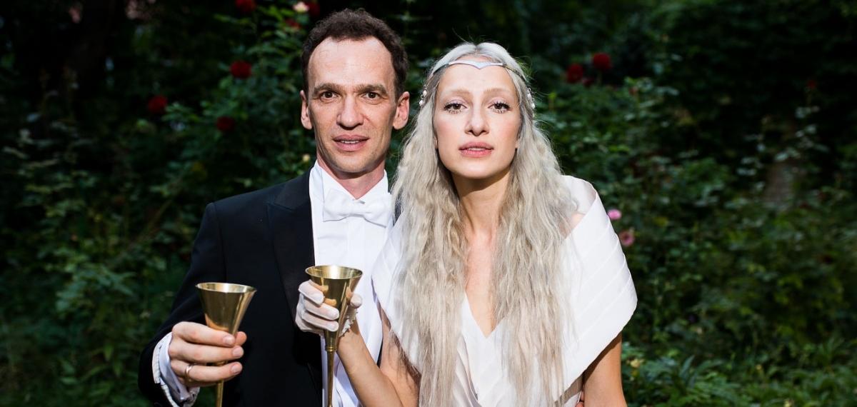 #СашаНаОлимпе: Олимпия Вайтмусташ вышла замуж!