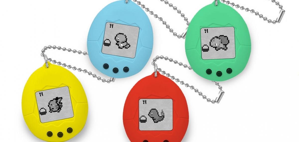 Самая модная игрушка-аксесуар предстоящего года: Tamagotchi с персонажами Pokémon