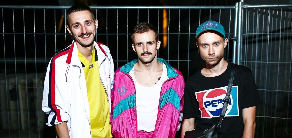 Концентрация стиля и музыки на Brave! Factory Festival