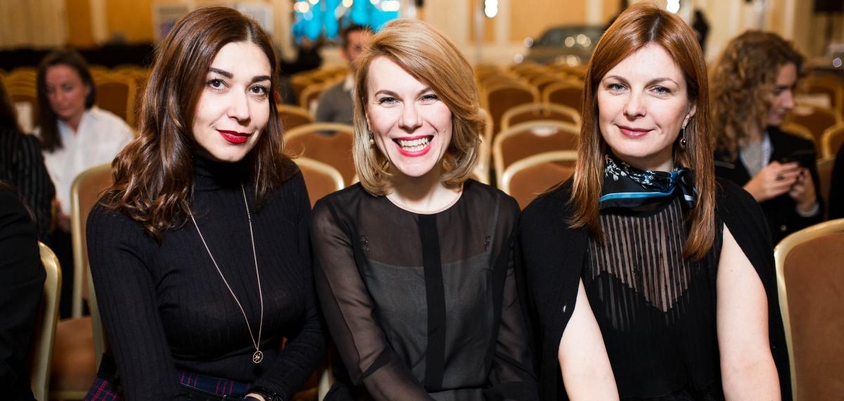 Третья Fashion & Business конференция от Vogue Украина