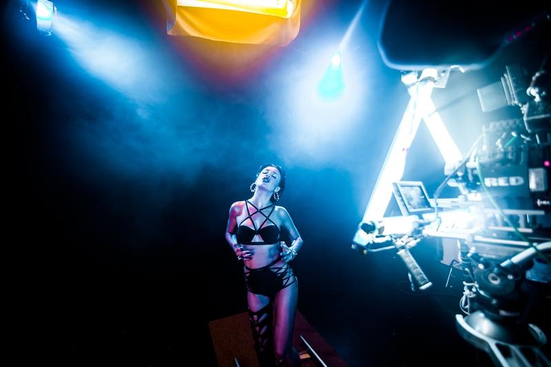 MILANIA представила тизер к будущему видео на песню Made Of Steel