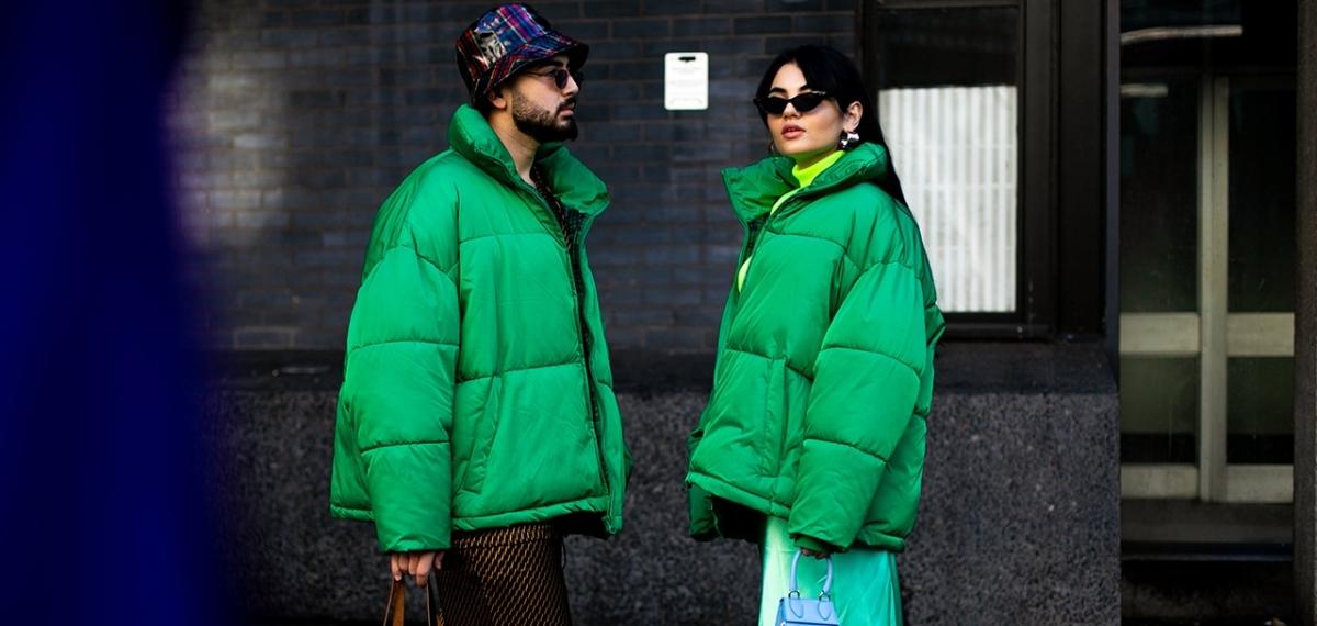 Солнце и Burberry: Street Style на Неделе моды в Лондоне