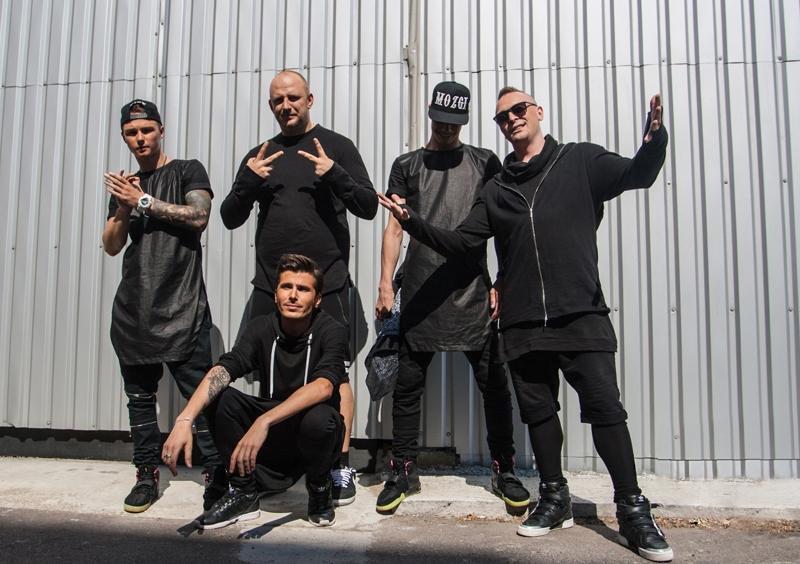 Группа «Mozgi» сняла клип на «Хит моего лета»