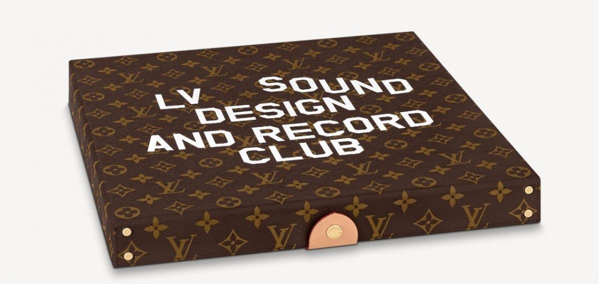 Коробка для пиццы с монограммой от Louis Vuitton не совсем для пиццы