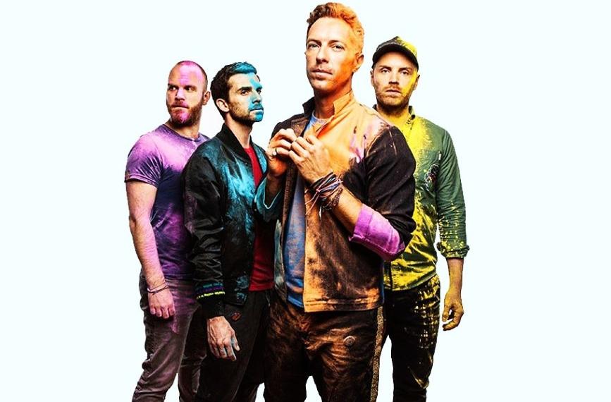 Coldplay представили новое видео