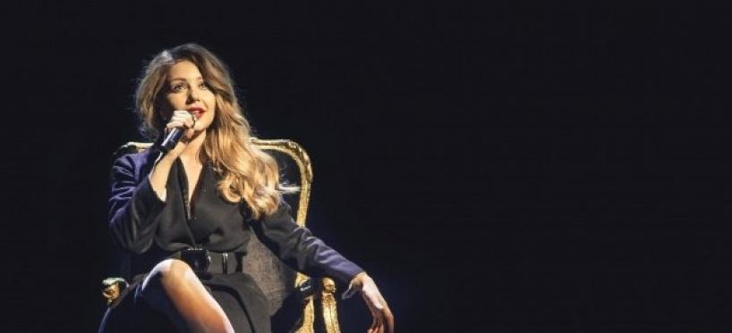 Тина Кароль спела в дуэте с Романом Сасанчиным