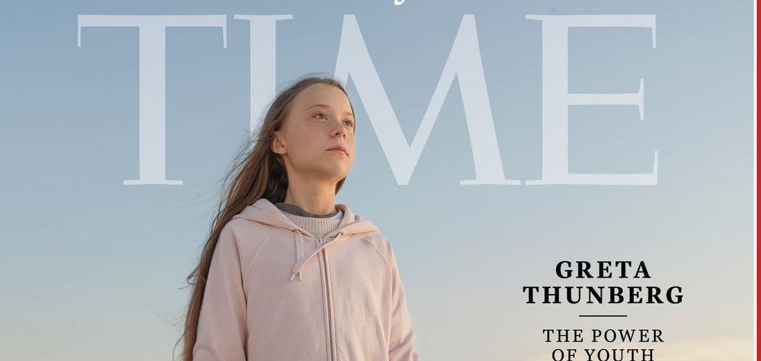TIME назвали «Человека Года». Им заслуженно стала школьница Грета Тунберг