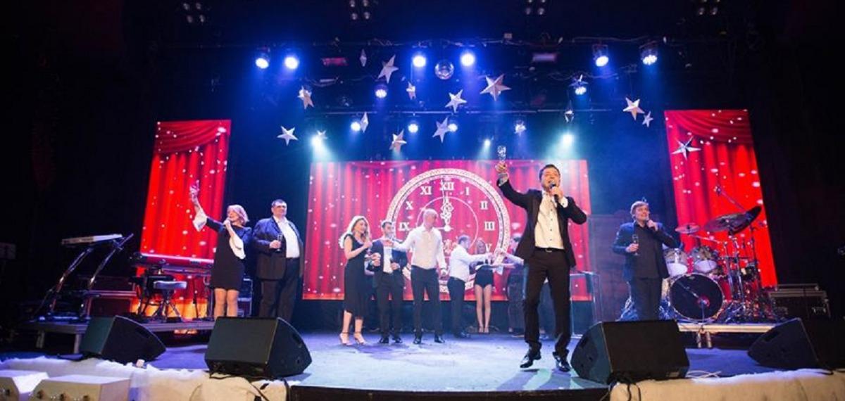 FREEDOM Event Hall приглашает на «Главную Новогоднюю Ночь страны»