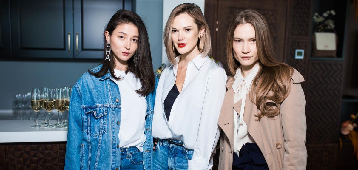 Девочки и сумочки: Презентация новой коллекции бренда AMA bag от Анастасии Масюткиной Д'Амброзио