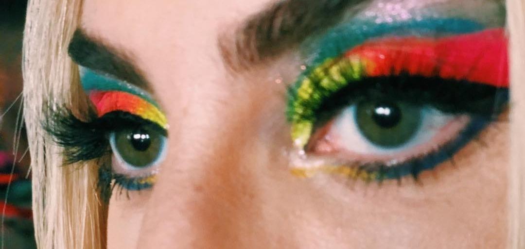 Леди Гага вышла на улицы Нью-Йорка в поддержку ЛГБТ-сообщества