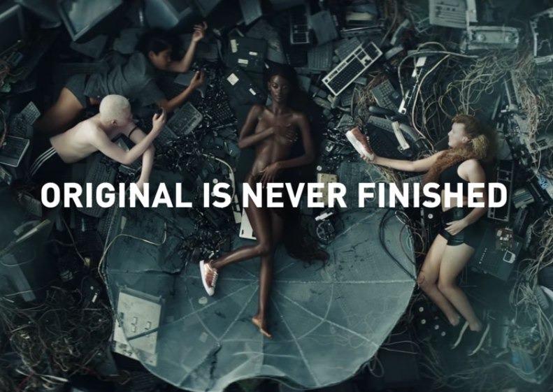 Рекламный кампейн adidas Originals SS17