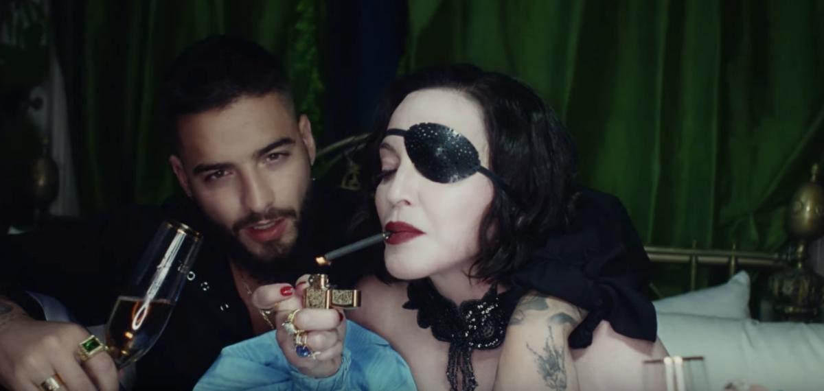 «Мадам Икс любит танцевать»: Мадонна и Малума зажгли в новом музыкальном видео на трек Medellin