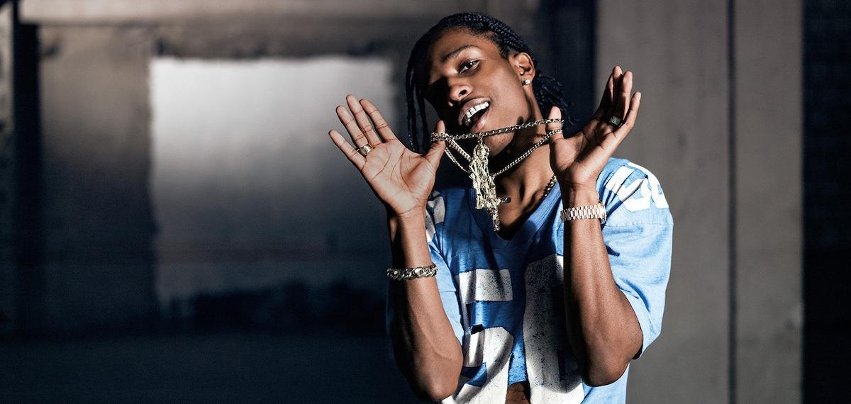 Американский рэпер A$AP Rocky был арестован в Стокгольме в преддверии своего выступления на Atlas Weekend